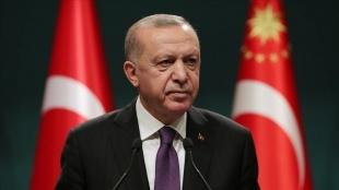 Cumhurbaşkanı Erdoğan, Pençe-Yıldırım Harekatı'nda şehit olan Şeker'in ailesine başsağlığı