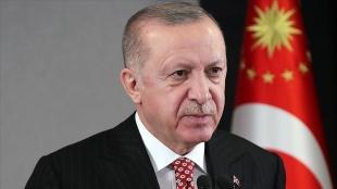 Cumhurbaşkanı Erdoğan, şehit güvenlik korucusu Babat'ın ailesine başsağlığı diledi