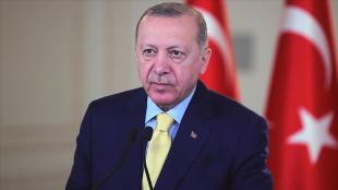 Cumhurbaşkanı Erdoğan, Spor Toto Süper Lig'e yükselen takımları tebrik etti