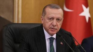 Cumhurbaşkanı Erdoğan'dan, Menderes, Polatkan ve Zorlu'nun idamının 60. yılı dolayısıyla m