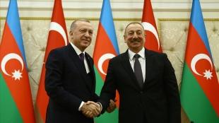 Cumhurbaşkanı Erdoğan'ın Azerbaycan ziyareti yarın başlıyor