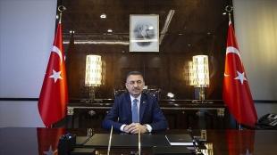 Cumhurbaşkanı Yardımcısı Oktay: İstanbul'un fethi tarihin akışını değiştiren en şanlı zaferdir