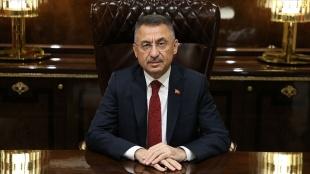 Cumhurbaşkanı Yardımcısı Oktay, Kıbrıs Türk halkının bayramını kutladı