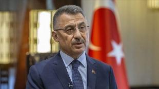 Cumhurbaşkanı Yardımcısı Oktay: Milletin üzerinde bir güç tanımadık, tanımayacağız