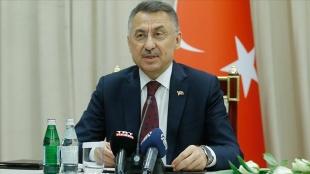 Cumhurbaşkanı Yardımcısı Oktay: Türkiye her konuda kardeş Özbekistan'a destek vermeye hazır