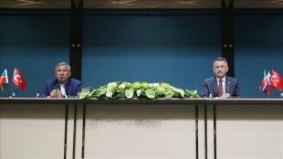 Cumhurbaşkanı Yardımcısı Oktay: Türkiye, uluslararası yatırımcılar için güvenli bir limandır