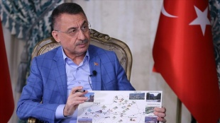 Cumhurbaşkanı Yardımcısı Oktay, Yozgat ile ilgili 'yerelden kalkınma modelini' anlattı