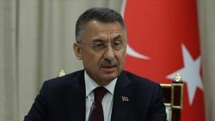 """Cumhurbaşkanı Yardımcısı Oktay'dan """"Sivas Kongresi'nin 102. yıl dönümü"""" paylaşım"""