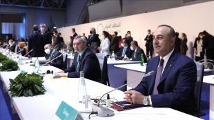 DEAŞ'la Mücadele Uluslararası Koalisyon Bakanlar Toplantısı Roma'da başladı