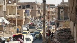 Dera Merkezi Komitesi Sözcüsü Masalme, Esed rejiminin ateşkes anlaşmasını bozduğunu söyledi