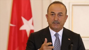 Dışişleri Bakanı Çavuşoğlu: Barış sürecine katkılarımızı sürdüreceğiz