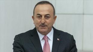 Dışişleri Bakanı Çavuşoğlu: Filistin davasını savunmaktan asla vazgeçmeyeceğiz