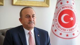 Dışişleri Bakanı Çavuşoğlu, Letonya Başbakan Yardımcısı ve Savunma Bakanı Pabriks ile görüştü