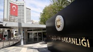 Dışişleri Bakanlığı: Tripoliçe Katliamı tarihe kara bir leke olarak yazılmıştır