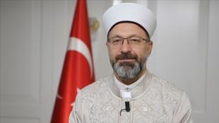 Diyanet İşleri Başkanı Erbaş'tan 'Uyanış: Büyük Selçuklu' dizisine teşekkür mesajı