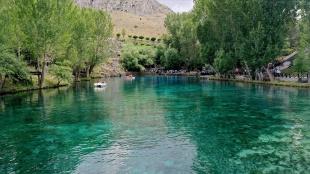 Doğal akvaryum Gökpınar Gölü yenilenen yüzüyle ziyaretçilerini ağırlamaya hazırlanıyor