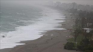 Doğu Akdeniz, İç Anadolu, Doğu Anadolu ile Orta ve Doğu Karadeniz'de yarın fırtına bekleniyor