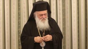 Dünya Müslüman Alimler Birliği: Yunanistan Başpiskoposu İeronimos'un ifadelerini hızlı kınıy