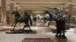 Dünyanın en büyük kişisel müzesi 'Şeyh Faysal', Katar'ı ziyaret edenlerin gözdesi old