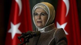 Emine Erdoğan: Mutfak atıklarımız gübür değil, katıksız kemre olsun