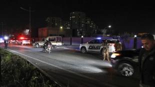 Erbil'de ABD askerlerinin de bulunduğu Uluslararası Erbil Havaalanı'na İHA ile saldırı düz