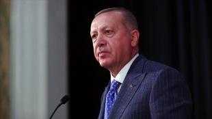 Erdoğan'dan müverrih ve edip Niyazi Birinci düşüncesince başsağlığı mesajı