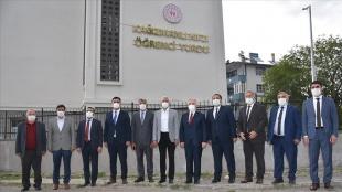 Ermeni çeteleri tarafından şehit edilen şairin adı Kars'ta yaşatılacak