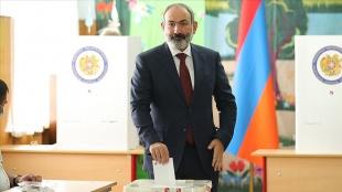 Ermenistan'da geçen hafta yapılan erken parlamento seçiminin kesin sonuçları açıklandı