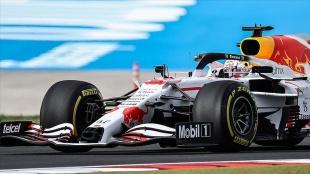 F1 ABD Grand Prix'sinde pole pozisyonu Max Verstappen'in
