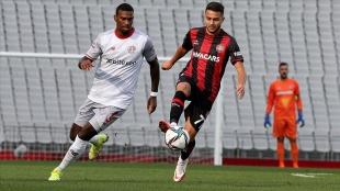 Fatih Karagümrük-Antalyaspor maçı golsüz beraberlikle tamamlandı