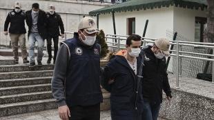 FETÖ'nün yurt dışı eğitim yapılanması soruşturmasında Ukrayna'da yakalanan 2 sanığa dava a