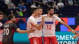 'Filenin Efeleri' Avrupa Şampiyonası'nda 3'te 3 yaparak gruptan çıkmayı garantil
