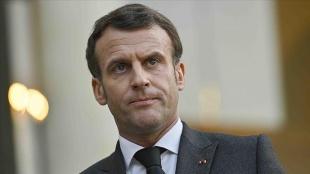 Fransa Cumhurbaşkanı Macron: Paris ile Ankara arasındaki gerilim son haftalarda azaldı