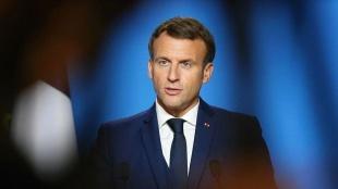 Fransa Cumhurbaşkanı Macron'a tokat atan kişiye 18 ay hapis cezası