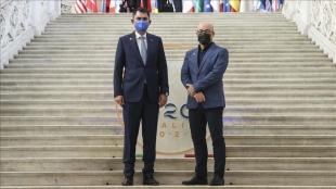 G20 Çevre Bakanları Toplantısı Napoli'de başladı