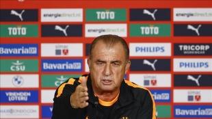 Galatasaray Teknik Direktörü Fatih Terim, PSV'ye karşı ilk maçta avantajlı skor almayı hedefliy