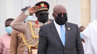 Gana Devlet Başkanı, ülkesi ile Türkiye arasındaki ilişkilerin her geçen yıl geliştiğini belirtti