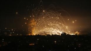 Gazze saldırıları öncesinde ABD'nin İsrail'e güdümlü füze satışına onay verdiği ortaya çık
