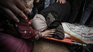 Gazze'de İsrail saldırılarından kalma mühimmat patladı: 1 çocuk öldü