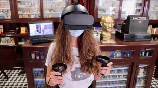 Geleceğin eczacıları yerli sanal gerçeklik yazılımıyla eğitilecek