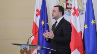 Gürcistan Başbakanı Garibashvili yarın Ankara'ya resmi ziyaret gerçekleştirecek