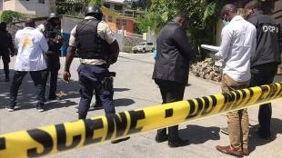 Haiti Devlet Başkanı Moise'ye yönelik suikastın baş aktörü olduğu öne sürülen kişi gözaltına al