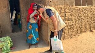 Hak İnsani Yardım Derneğinden 16 ülkeye kurban yardımı