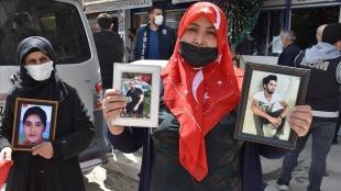Hakkarili aileler dağa kaçırılan evlatlarını terörün pençesinden kurtarmaya kararlı