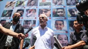 Hamas'ın Gazze Sorumlusu Sinvar, BM Özel Koordinatörü ile görüşmesinin olumsuz geçtiğini belirt