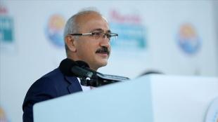 Hazine ve Maliye Bakanı Elvan: Mersin Akdeniz'in parlayan bir yıldızı