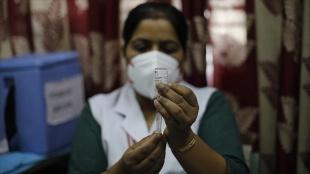 Hindistan'da yerli Kovid-19 ilacı 2-DG tanıtıldı