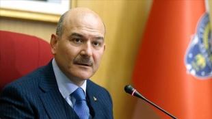 İçişleri Bakanı Soylu: PKK'nın yurt içindeki terörist sayısı tarihinde ilk defa 250'nin al