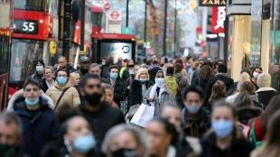 İngiltere'de 300 binden fazla kişinin Kovid-19 karantina kurallarını ihlal ettiği tahmin ediliy