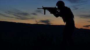 Irak'ın kuzeyinde bir PKK'lı terörist etkisiz hale getirildi
